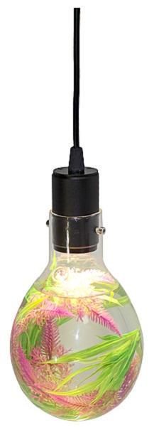 Подвесной интерьерный светильник ФЛОРА