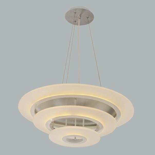 Подвесной интерьерный светильник ГЛОРИЯ диаметр 640мм