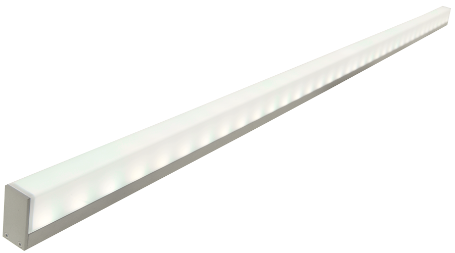 Универсальный светильник ЛАКШЕРИ профиль 11x20 мм